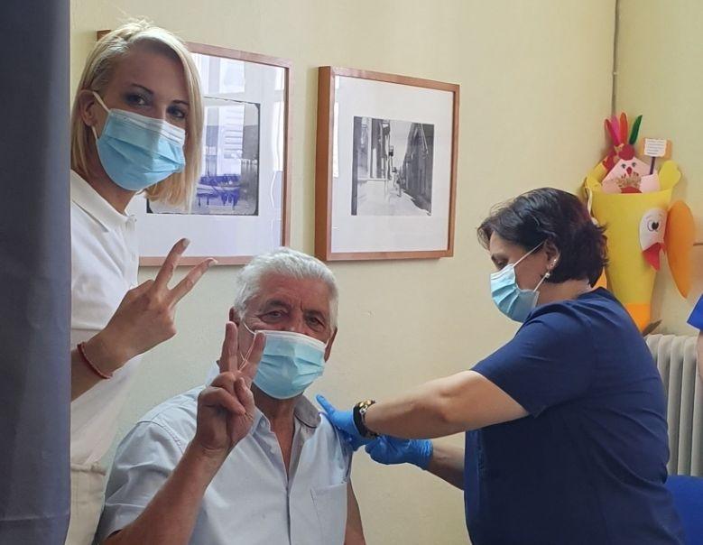 Στο Κέντρο Υγείας Μυκόνου η βουλευτής Κυκλάδων Κατερίνα Μονογυιού