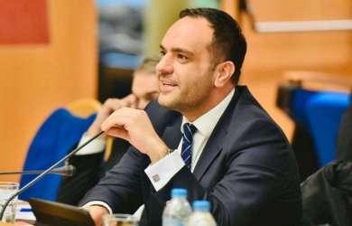 Αντιπρόεδρος του Κογκρέσου αιρετών τοπικών αρχών της Ευρώπης ο Κωνσταντίνος Κουκάς