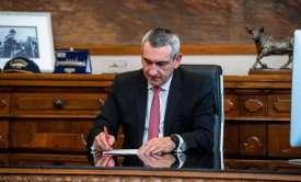 Επίσκεψη της Γενικής Γραμματείας Σ.Δ.Ι.Τ. στη Ρόδο για το μεγάλο περιβαλλοντικό έργο της διαχείρισης απορριμμάτων