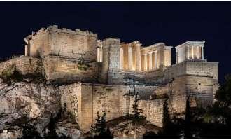 Ακρόπολη: Δείτε τον νέο φωτισμό του Ιερού Βράχου