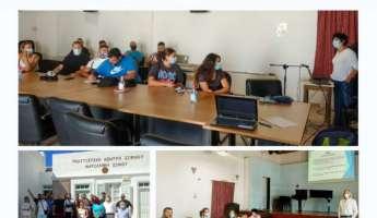 ΕΑΣ ΣΕΓΑΣ Κυκλάδων: Επιτυχώς ολοκληρώθηκε η εκδήλωση «Local Discussion Clubs»