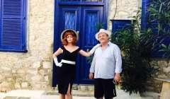 Δέσποινα Μοίρου: Μετά τη Liz Taylor σε νέα βρετανική ταινία ως Sophia Loren- Η αντίδραση της διάσημης ντίβας (Εικόνες από τα γυρίσματα στην Ύδρα)