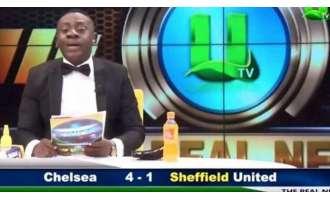 Σπαρταριστό βίντεο: Γκανέζος παρουσιαστής τα κάνει σαλάτα με τα ονόματα των ομάδων της Premier League