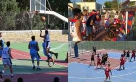 Τα αποτελέσματα, οι βαθμολογίες και τα ρεπορτάζ των αγώνων σε παίδες και κορασίδες της ΕΣΚΚ