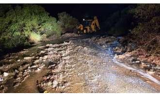 Έργα αντιπλημμυρικής προστασίας, ύψους 0,8 εκατ. ευρώ στο νησί της Άνδρου
