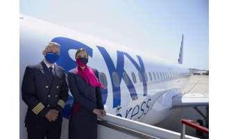 Απευθείας πτήσεις από Αυστρία προς Σκιάθο, Πάρο και Νάξο εγκαινίασε η SKY express