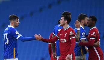 Απώλεια στις καθυστερήσεις | Brighton & Hove Albion 1-1 Liverpool: Match Review