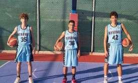 Οι νέες εμφανίσεις των ακαδημιών μπάσκετ του Α.Ο. Μυκόνου