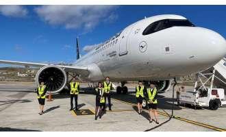 Πάνω από 150.000 οι διεθνείς αφίξεις στα πέντε διεθνή του αεροδρόμια του Νοτίου Αιγαίου