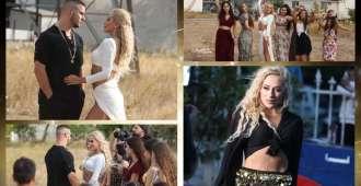 Tίνα Μελά-Με καίει ο έρωτάς σου: Tο νέο της βιντεοκλίπ σε καταυλισμούς των Ρομά στα Άνω Λιόσια (βίντεο)