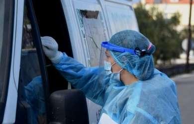 Κορονοϊός απολογισμός 27/11: 2013 κρούσματα και 101 νεκροί