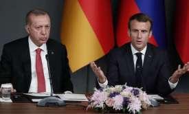 Διάλογο ζητά ο Ερντογάν, πιέζει η Γαλλία